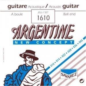 Струни SAVAREZ Argentine 1610 Jazz Guitar