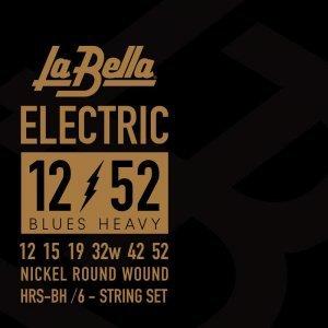 Струни для електрогітари La Bella HRS-ВН 12-52