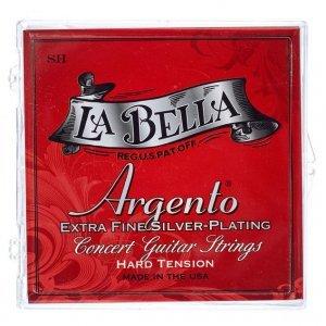 Струни для класичної гітари La Bella Argento SH