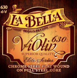 Струни для скрипки La Bella 630-4 / 4