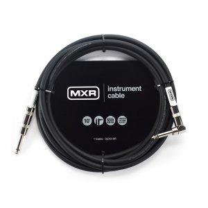 Кабель інструментальний Dunlop DCIS10R MXR INSTR CABLE (3м, кутовий)