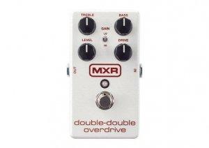 Педаль гітарна Dunlop M250 MXR Double-Double Overdrive