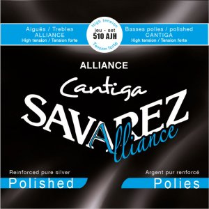 Струни для класичної гітари SAVAREZ 510 AJH Alliance Cantiga Blue