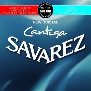 Струни для класичної гітари SAVAREZ 510CJH