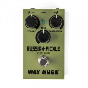 Педаль гітарна Dunlop WM42 Way Huge SMALLS RUSSIAN-PICKLE FUZZ