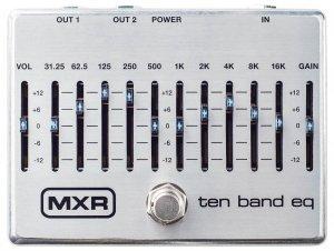 Педаль гітарна Dunlop M108S MXR Ten Band EQ