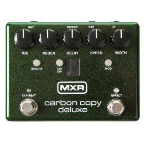 Педаль гітарна Dunlop M292 MXR Carbon Copy Deluxe