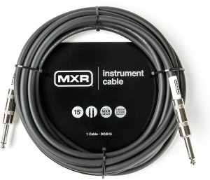 Кабель інструментальний Dunlop DCIS15 MXR INSTR CABLE (4,5м)