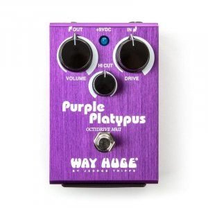 Педаль гітарна Way Huge WHE800 Purple Platypus Octidrive MkII