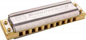 Губна гармошка Hohner M201113X MB Thunderbird LD Box