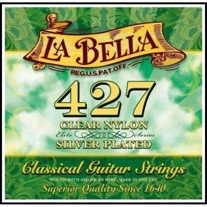 Струни для класичної гітари La Bella 427 Elite Medium Tension