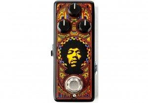 Педаль гітарна Dunlop JHW4G1 Hendrix Bog Fuzz Mini