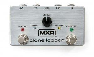 Педаль гітарна Dunlop M303G1 MXR Clone Looper