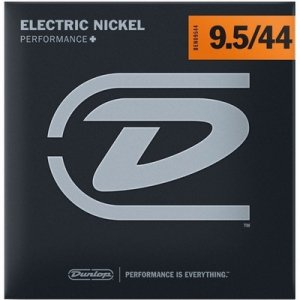 Струни для електрогітари Dunlop DEN09544 Nickel