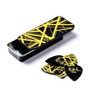 Набір медіаторів Dunlop EVH Van Halen II EVHPT04 Pick Tin