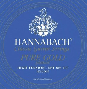 652627 Струни для класичної гітари Hannabach 825HT