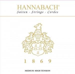 Струни для класичної гітари Hannabach 950