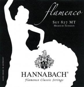 Струни для класичної гітари Hannabach 827MT