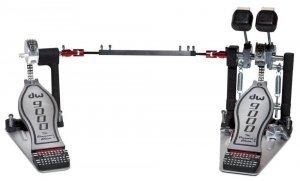 802538 Педаль для бас барабана DW 9002PC (подвійна)
