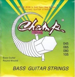 Струни для бас-гітари Champ (4 струни)