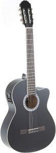 Класична гітара з звукознімачем GEWApure Basic Electro 4/4 (Black)