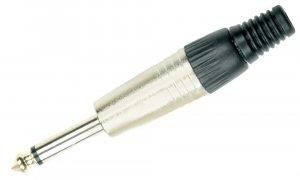 Штекер GEWA Mono Jack 6,3 мм