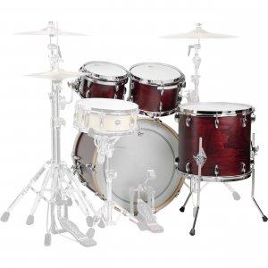 Барабанна установка Gretsch USA Brooklyn GB-E8246 Satin Cherry Red