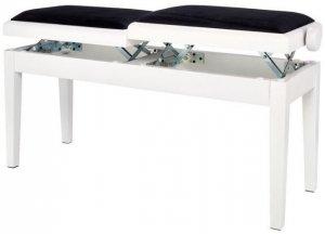 Подвійна банкетка для клавішних інструментів GEWA Deluxe 130.220