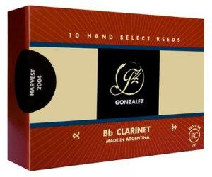 Тростина для кларнету Gonzalez Bb Clarinet RC x 10 2 3/4