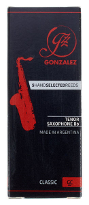 Тростина для тенор саксофон Gonzalez Alto Sax Classic x 5 2