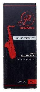 Тростина для тенор саксофон Gonzalez Tenor Sax Classic 2 1/2