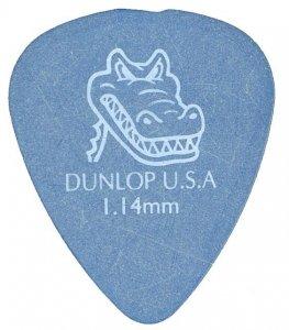 Медіатори Dunlop Gator Standard 417P 1.14 мм (12шт)