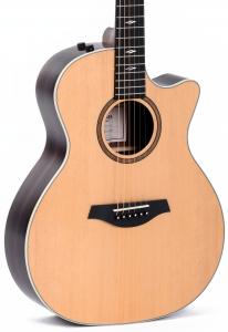 Акустична гітара Sigma GTCE-2+