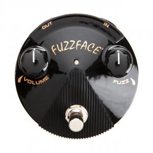 Педаль ефектів Dunlop FFM4 Bonamassa Fuzz Face Mini