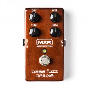Педаль ефектів Dunlop M84 MXR Bass Fuzz Deluxe