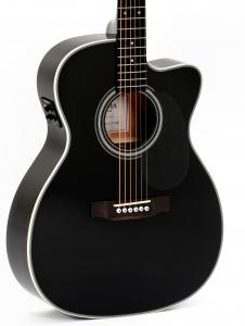 Акустична гітара Sigma 000MC-1STE-BK + (Fishman Presys II)