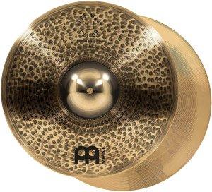 "Тарілка Meinl PAC15MTH Pure Alloy Custom 15"" Medium Thin Hi-hat"