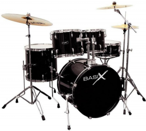 Ударна установка BasiX OX 309-BK
