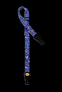 Ремінь для укулеле Ortega Keiki® KNS-SP-U (Spaceman)