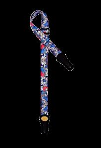 Ремінь для укулеле Ortega Keiki® KNS-SR-U (Samurai)