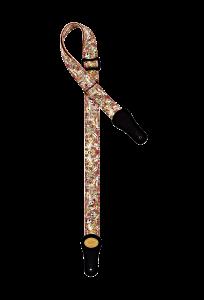 Ремінь для укулеле Ortega Keiki® KNS-VP-U (Voodoo Puppet)