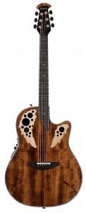 Електроакустична гітара Ovation Elite Plus C2078AXP-RB | Collector
