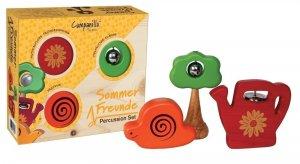 Перкусійний набір для дітей Campanilla Summer Friends