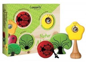 Перкусійний набір для дітей Campanilla Nature Lover