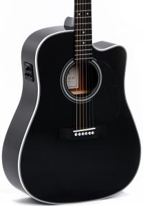 Електроакустична гітара Sigma DMC-1E-BKB