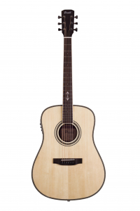 Електроакустична гітара Prima DSAG205EQ4 E-Acoustic Guitar