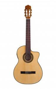 Класична гітара Prima DSCG603CEQ4 E-Classic Guitar (з звукознімачем)