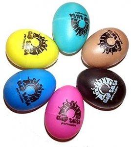 Шейкер у формі яйця CLUB SALSA Egg Shaker F835400-1 (1 шт.)