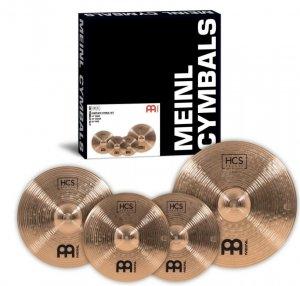 Комплект тарілок Meinl HCSB141620 HCS Bronze; HCS Hihat 14
