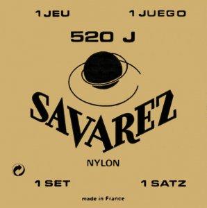 Струни для класичної гітари Savarez Red Card 520J HIGH TENSION